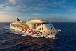 8 nap  Amerikai Egyesült Államok (USA) a Pride of America fedélzetén