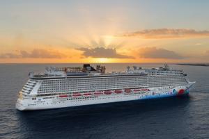 8 nap  Karib-tenger nyugat a Norwegian Breakaway fedélzetén