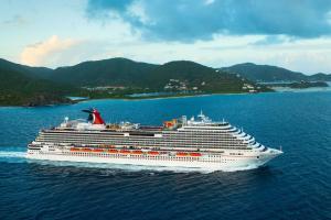 6 nap  Karib-tenger nyugat a Carnival Breeze fedélzetén
