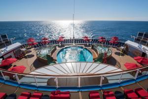 9 nap  Karib-tenger dél a Carnival Horizon fedélzetén