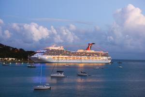 6 nap  Karib-tenger nyugat a Carnival Valor fedélzetén