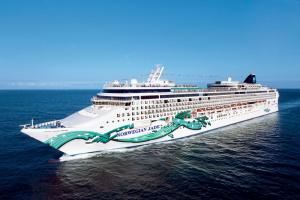 19 nap  Dubai a Norwegian Jade fedélzetén