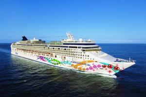 12 nap  Panama-csatorna a Norwegian Pearl fedélzetén