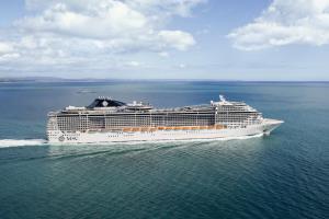 4 nap  Karib-tenger a MSC Divina fedélzetén