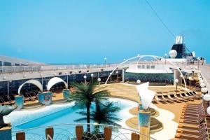8 nap  Földközi-tenger kelet a MSC Musica fedélzetén
