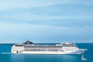 8 nap  Földközi-tenger kelet a MSC Opera fedélzetén